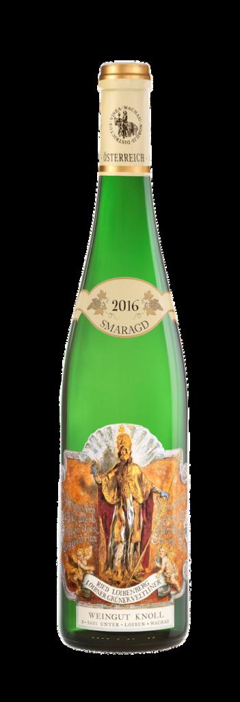 Weingut Emmerich Knoll Gruner Veltliner Ried Loibenberg Smaragd 2016